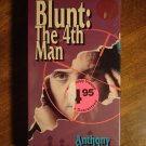 Blunt: The 4th Man VHS video tape movie film, Anthony Hopkins