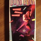 Body Beat VHS video tape movie film, like flashdance & Dirty dancing