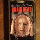 Brain Dead VHS video tape movie film, Bill Pullman & Paxton, Roger Corman
