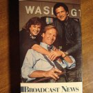 Broadcast News VHS video tape movie film, William Hurt, Holly Hunter, Albert Brooks