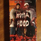 Brotha Hood VHS video tape movie film, Ras Kas, King T, Domino, Hutch