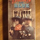 Buckeye and Blue VHS video tape movie film, Jeffery Osterhage, Rick Gibbs