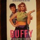Buffy the Vampire Slayer VHS video tape movie film, Kristy Swanson, Paul Ruebens, Luke Perry