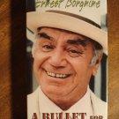A Bullet for Sandoval VHS video tape western movie film, Ernest Borgnine