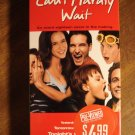 Can't Hardly Wait VHS video tape movie film, Jennifer Love Hewitt, Seth Green