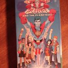 Captain Planet: A Hero For Earth animated VHS video tape movie film cartoon
