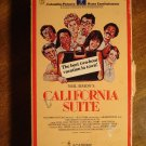 California Suite VHS video tape movie film, Alan Alda, Michael Caines, Bill Cosby, Jane Fonda