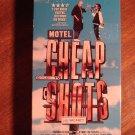 Cheap Shots VHS video tape movie film, Louis Zorich, David Patrick Kelly