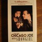 Chicago Joe & The Showgirl VHS video tape movie film, Kiefer Sutherland, Emily Lloyd