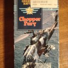 Chopper Fury Vol. 2 VHS video tape movie film, Attack Helicopter, AH-1 Cobra