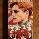 The Coca-Cola Kid VHS video tape movie film, Eric Roberts, America & Australia