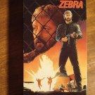 Codename: Zebra VHS video tape movie film, Jim Mitchum, Frank Sinatra Jr., Linda Gray
