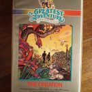 Greatest Adventures Stories from The Bible: The Creation animated VHS video tape movie film cartoon