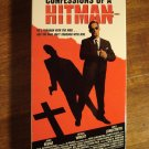Confessions of a Hitman VHS video tape movie film, James Remar, Michael Wright