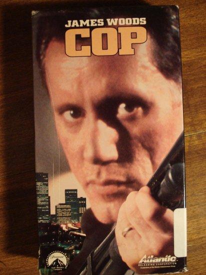 Cop VHS video tape movie film, James Woods, Lesley Ann ...