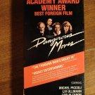 Dangerous Moves VHS video tape movie film, Liv Ullmann, Leslie Caron, Michel Piccoli