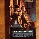Dead Center VHS video tape movie film, Rachel York, Eb Lottimer