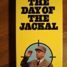 Day of the Jackal VHS video tape movie film, Edward Fox, Alan Badel, Woody Woodpecker