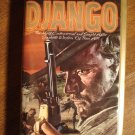 Django VHS video tape movie film, Franco Nero, violent spaghetti western