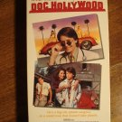 Doc Hollywood VHS video tape movie film, Michael J. Fox, Woody Harrelson, Julie Warner