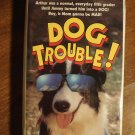 Dog Trouble VHS video tape movie film, Canine hijinks and wacky fun!