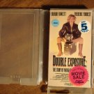 Double Exposure VHS video tape movie film, Farrah Fawcett, Frederic Forrest