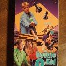 The Double O Kid VHS video tape movie film, Corey Haim, Brigitte Nielson, Wallace Shawn