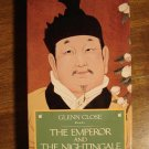 The Emperor & The Nightengale VHS animated video tape movie film, Glenn Close,