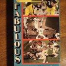 Sports Illustrated - Fabulous Finals VHS video tape movie film, football, baseball, basketball