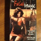 Fatal Image VHS video tape movie film, Justine Bateman, Michille Lee