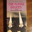 The Flying Deuces VHS video tape movie film, Stan Laurel & Oliver Hardy
