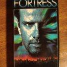 Fortress VHS video tape movie film, Christopher Lambert, Kurtwood Smith