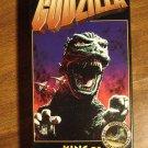Godzilla The King of Monsters (original) VHS video tape movie film, Raymond Burr, 1956