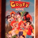 Walt Disney - A Goofy Movie animated VHS video tape movie film cartoon