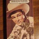 Hands Across The Border VHS video tape western movie film, Roy Rogers, Guinn Williams