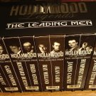 Hollywood Legends: The Leading Men VHS music video tape movie film, 10 tape set, John Wayne +++