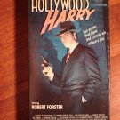 Hollywood Harry VHS video tape movie film, Robert Forster, Shannon Wilcox, Joe Spinell