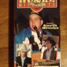 Hunks With Hats VHS video tape movie film, Garth Brooks, Clint Black, Alan Jackson