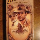 Indiana Jones & The Last Crusade VHS video tape movie film, Harrison Ford, Sean Connery