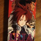 Iria Vol. 2 VHS animated video tape movie film cartoon, Japanese manga with English subtitles
