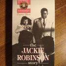 The Jackie Robinson Story VHS video tape movie film, baseball