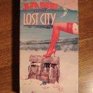 Jane and the Lost City VHS video tape movie film, Sam Jones, Maud Adams