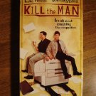 Kill The Man VHS video tape movie film, Luke Wilson, Joshua Malina