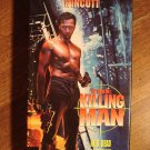 The Killing Man VHS video tape movie film, Jeff Wincott, Michael Ironside