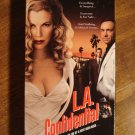 L.A. Confidential VHS video tape movie film, Kevin Spacey, Russell Crowe, Kim Basinger, DeVito
