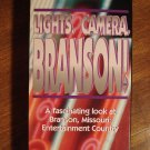 Lights, Camera, Branson (MO, MIssouri) VHS video tape movie film, Entertainment in the Ozarks