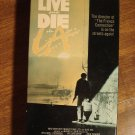 To Live & Die In L.A. VHS video tape movie film, Dean Stockwell, Willem Defoe, William peterson
