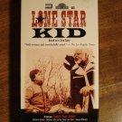 The Lone Star Kid VHS video tape movie film, James Earl Jones, Charlie Daniels