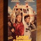 Loose Cannons VHS video tape movie film, Gene Hackman, Dan Ackroyd, Dom Deluise