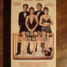Loving Couples VHS video tape movie film, Shirley MacLaine, James Coburn, Susan Sarandon